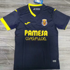 20-21 Villarreal Away Fans Soccer Jersey