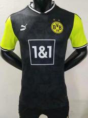 2021 Dortmund BLACK EDITION Player Version Soccer Jersey