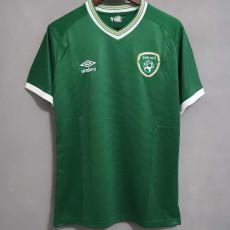 20-21 Ireland Home Fans Soccer Jersey
