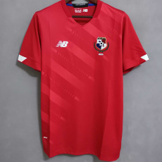 21-22 Panama Red Fans Soccer Jersey