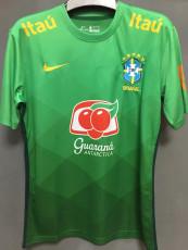 20-21 Brazil Green Training shirts