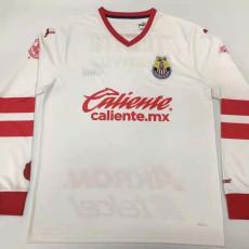 21-22 Chivas 115th Goalkeeper Long Sleeve Soccer Jersey