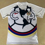 21-22 Club America White Special Edition Fans Soccer Jersey