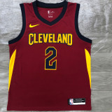 CLEVELAND IRVING # 2 Top Quality Hot Pressing NBA Jersey
