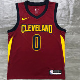 CLEVELAND LOVE # 0 Top Quality Hot Pressing NBA Jersey