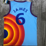 2021 JAMES # 6 Concept Top Quality Hot Pressing NBA Jersey