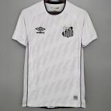 21-22 Santos FC 1:1 Home Fans Soccer Jersey