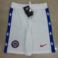 2020 Chile White Shorts Pants