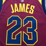 CLEVELAND JAMES # 23 Top Quality Hot Pressing NBA Jersey