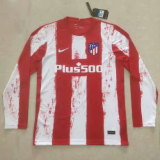 21-22 ATM Home Long Sleeve Soccer Jersey