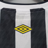 21-22 Santos FC 1:1 Away Fans Soccer Jersey