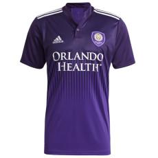 21-22 Orlando City Home Purple Fans Soccer Jersey 奥兰多城