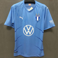 21-22 Malmo Home Fans Soccer Jersey
