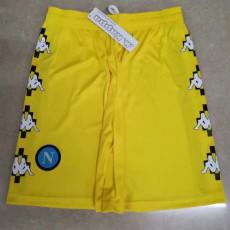 20-21 Napoli Yellow Shorts Pants