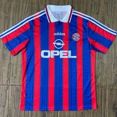 1995-1997 Bayern Home Retro Soccer Jersey