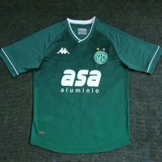 21-22 Guarani Green Fans Soccer Jersey