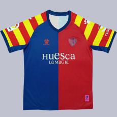 2021 Huesca Commemorative Edition Fans Soccer Jersey