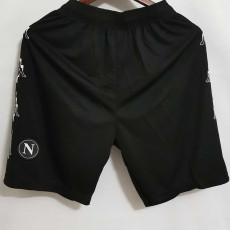 20-21 Napoli Black Shorts Pants