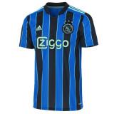 21-22 Ajax Away Fans Soccer Jersey