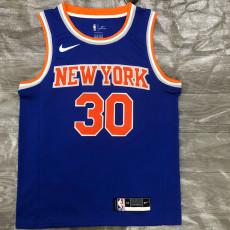 KNICKS RANDLE # 30Blue Top Quality Hot Pressing NBA Jersey