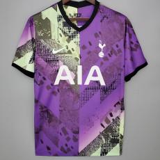 21-22 TOT Purple Fans Soccer Jersey