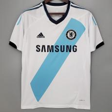 2012-2013 CHE Away White Retro Soccer Jersey