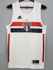 21-22 Sao Paulo Home Basketball Jersey