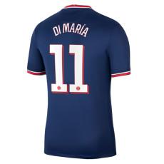 Di MARíA 11 #  21-22 PSG Paris Home Fans Soccer Jersey