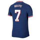 MBAppé 7 #  21-22 PSG Paris Home Fans Soccer Jersey