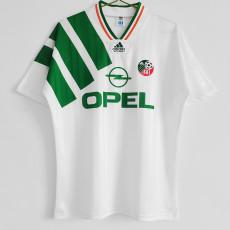 1992-1994 Ireland Away Retro Soccer Jersey
