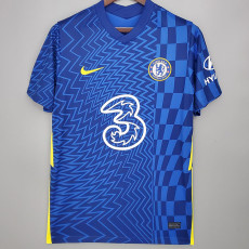 21-22 CHE 1:1 Home Fans Soccer Jersey