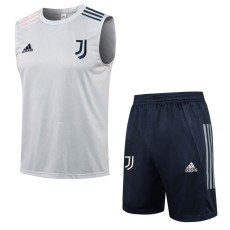 21-22 JUV Gray Tank top and shorts suit