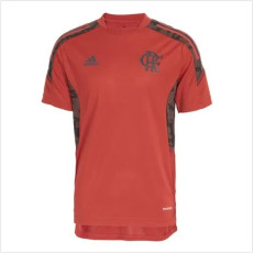 21-22 Flamengo Red Training Jersey