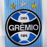21-22 Gremio Home 1:1 Fans Soccer Jersey