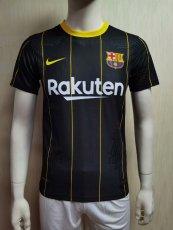 2021 BAR Black Player Version Soccer Jersey