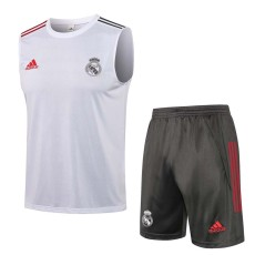 21-22 RMA White Tank top and shorts suit