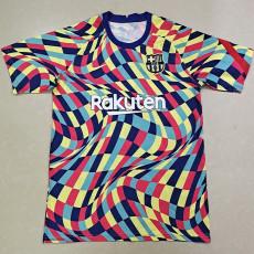20-21 BAR Multicolor Training shirts
