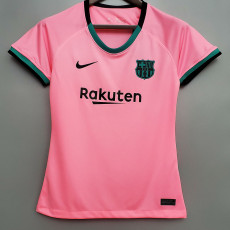 20-21 BAR Rakuten Third Women soccer jersey