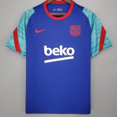 2021 BAR Red Blue Training shirts