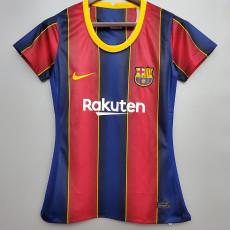 20-21 BAR Rakuten Home Women soccer jersey