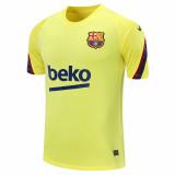 20-21 BAR Yellow Training shirts