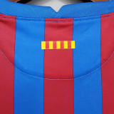 21-22 BAR 1:1 Home Fans Soccer Jersey