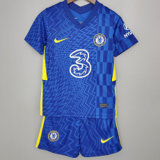 21-22 CHE Home Kids Soccer Jersey