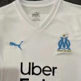 21-22 Marseille Home 1:1 Fans Soccer Jersey
