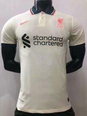 21-22 LIV Away Player Version Soccer Jersey