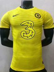 21-22 CHE Yellow Player Version Soccer Jersey