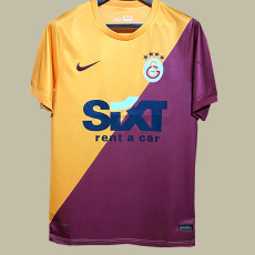 21-22 Galatasaray Home Fans Soccer Jersey