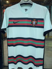 2020 Portugal Away Fans Soccer Jersey