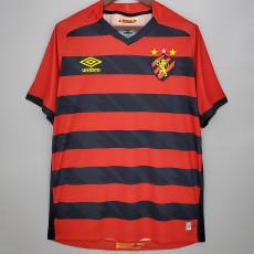 21-22 Recife Sports Home Fans Soccer Jersey