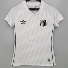 21-22 Santos Home Women Soccer Jersey